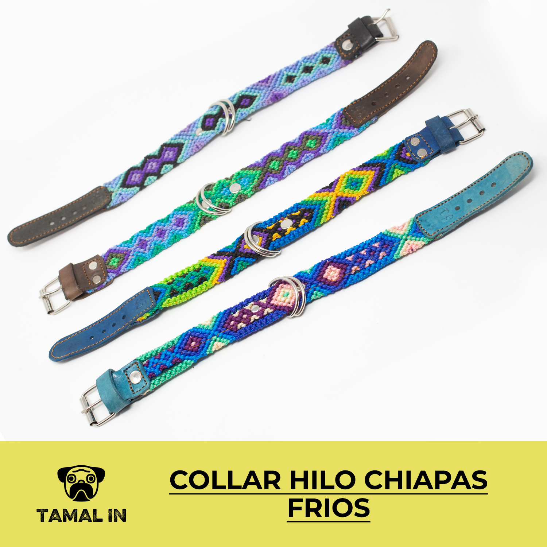 Collar Hilo Chiapas